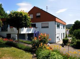 Buchbergblick Haus Rumpel, Sigmaringen