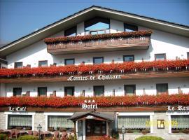 Hotel Comtes De Challant, Fenis