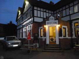 The Red Lion Inn, Northampton