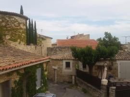 Appartement de la Tour, Lançon-Provence