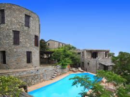 Pyrgos Exclusive Boutique Villas, Ágios Kírykos