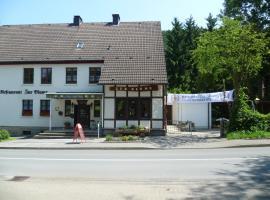 Restaurant Zur Blume, Hattingen