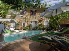 Maison De Vacances - Le Pont-Du-Loup, Gourdon