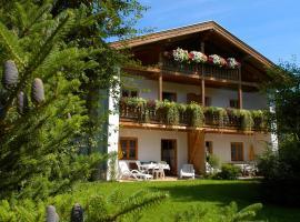 Ferienwohnungen Landhaus Dengler, Bad Aibling