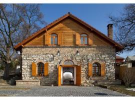 Cifrapince és Vendégház, Tordas