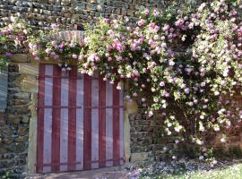 Chambres d'Hôtes La Vie en Roses, Iguerande