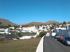 Casa Mil Palmeras, Haría