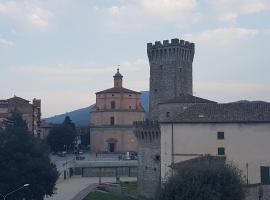 Via Veneto, Umbertide