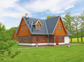 Villa Vrchlabi I, Vrchlabí