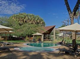 Ashnil Samburu Camp, Archers Post