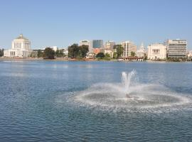 Americas Best Value Inn - Downtown Oakland/Lake Merritt, Oakland