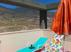 Violeta Penthouse at Tenerife Coast, Candelaria