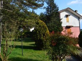Villa Vendy, Altipiani di Arcinazzo