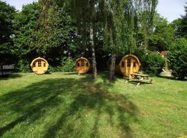 AZUR Camping Karlsruhe, Karlsruhe