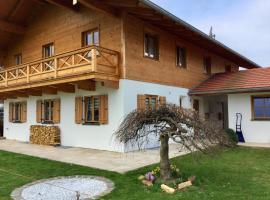 Ferienwohnung Maxlrain, Miesbach