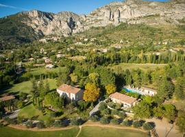 La Bastide De Moustiers -Chateaux et Hotels Collection, Moustiers-Sainte-Marie