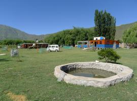 Hostal Camping Pachaventura, Tafí del Valle