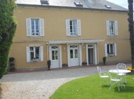Chambres d'Hôtes La Gloriette, Ryes