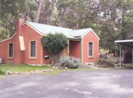 Heatherlie Cottages Halls Gap, Halls Gap