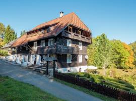 Apartment Altes Forsthaus 1, Dachsberg im Schwarzwald