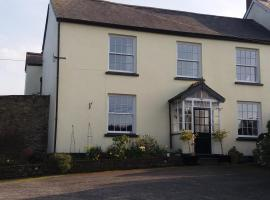 Hallsannery Farmhouse, Bideford