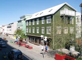 Akureyri Backpackers, Akureiris
