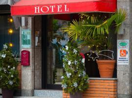 Hotel Rinaldo, Borgomanero