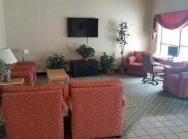 Syracuse Inn and Suites, Syracuse