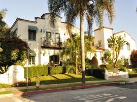 The Eagle Inn, Santa Barbara