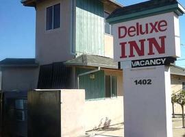 Deluxe Inn Redwood City, Redwood City