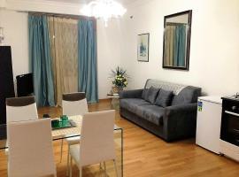 Sunny Ponte Milvio Apartment