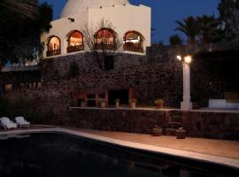 Casa de los Secretos, San Miguel de Allende