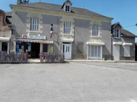 Café de la gare, Beuxes