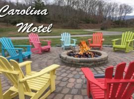 Carolina Motel, Franklin