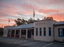 Garston Hotel & Cafe, Garston