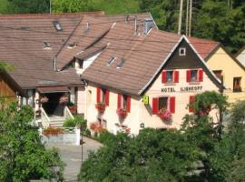 Hôtel Restaurant Ilienkopf, Breitenbach-Haut-Rhin