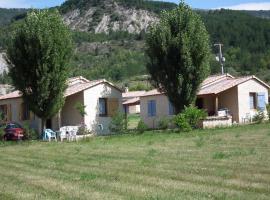 Camping des Gorges de La Méouge, Barret-sur-Meouge