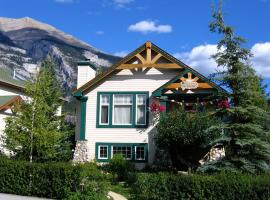 Avens ReNaissance B&B, Canmore