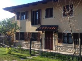 villa Mirafiori, Turim