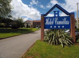 Hotel Comillas, Comillas
