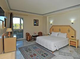 Menzeh Zalagh 2Boutique Hôtel & Sky, Fès