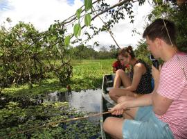 Curassow Amazon Lodge, Paraíso