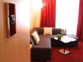 Hotel Rosenstadt Forst, Forst