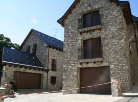 Hostal Rural Casa Parda, Tramacastilla de Tena
