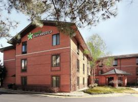 Extended Stay America - Raleigh - Cary - Regency Parkway South, 캐리