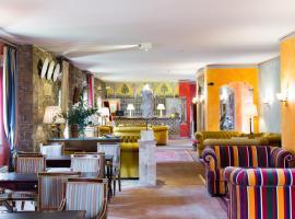 Hotel Bramante, Todi