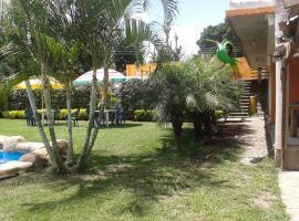 Villa Aqua Paraiso, Cocoyoc