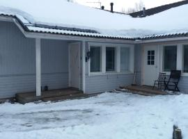 Jokikylä Apartment, Haukipudas