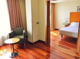 閣蘭麗晶特酒店, 奧維多