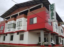 Hotel Calima Plaza, Calima